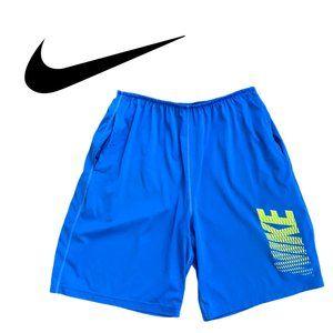 Nike Dri-Fit Basketball Shorts - Large